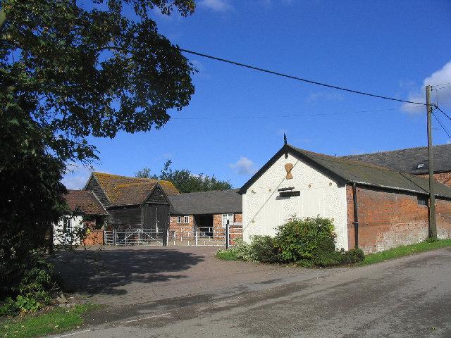 Greenacre Farm, Stock, Essex