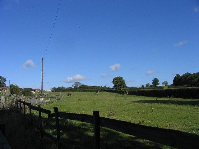 South Hill Farm, Stock, Essex