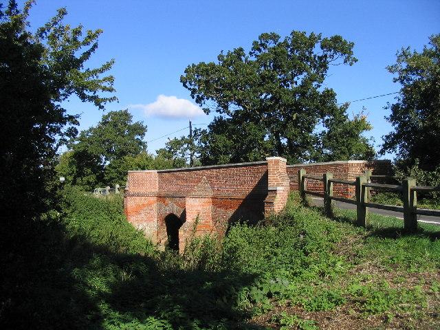Stock Lane Bridge, Ingatestone