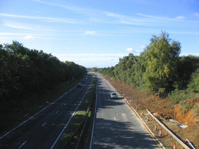 A12, Ingatestone, Essex