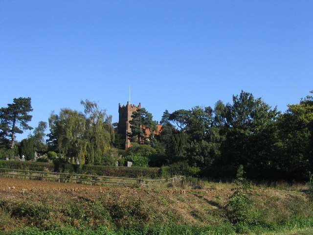 The Parish Church, Fryerning, Essex