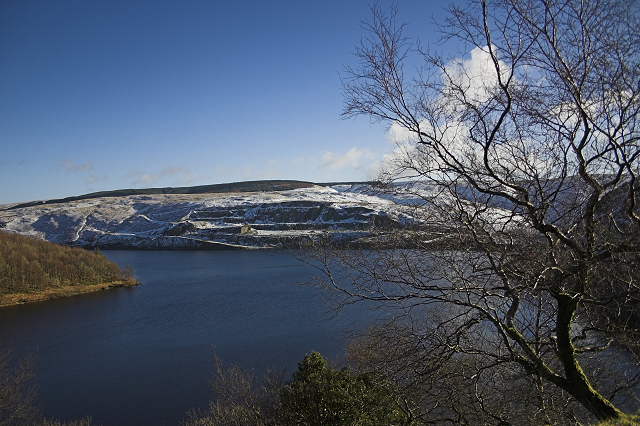 Rhandirmwyn Reservoir