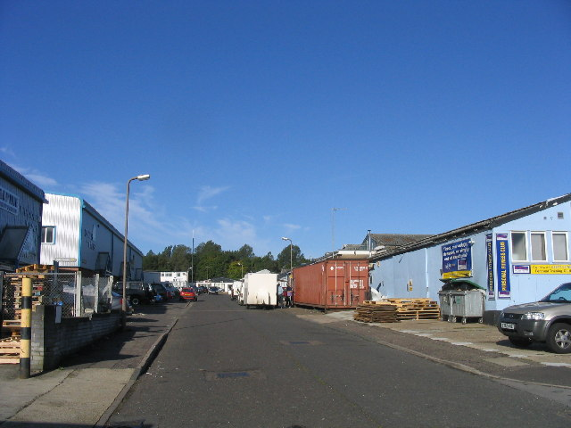 Hutton Trading Estate, Hutton, Essex