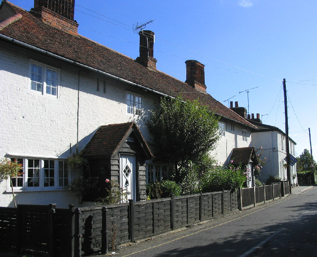 Cottages, Stock Lane, Ingatestone, Essex