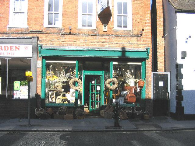 Shop Front, Ingatestone High Street