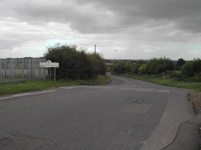 The highest point in Nottinghamshire