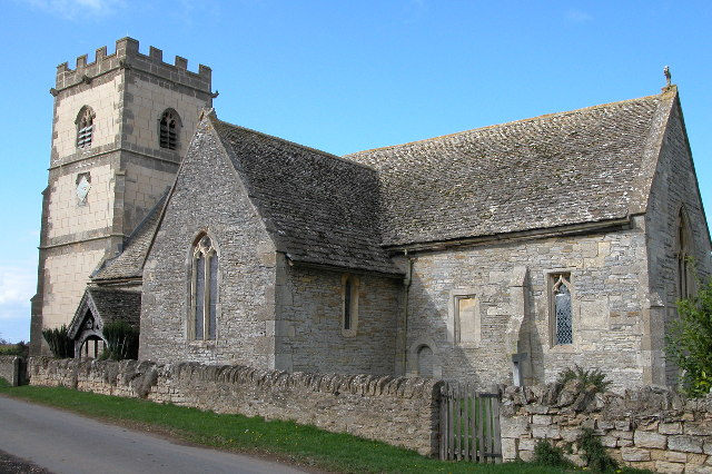 St Catherine's Church, The Leigh