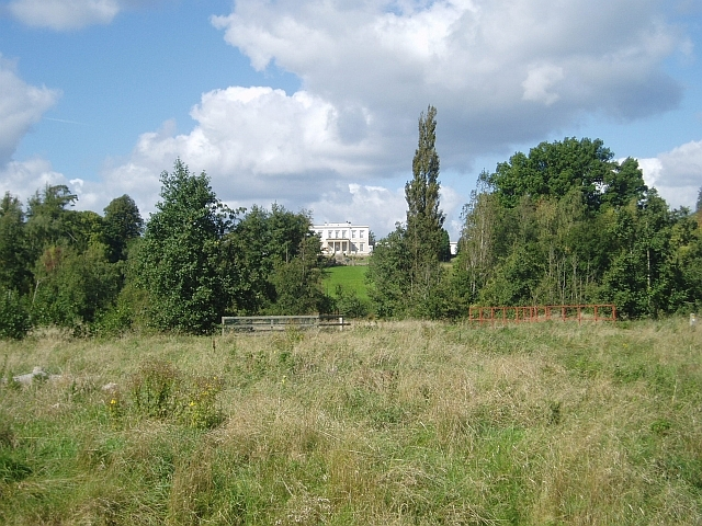 Buxted Park from River Uck