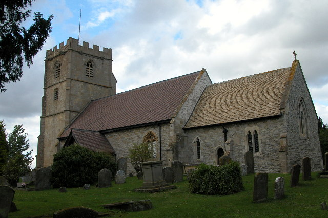 St Mary's Church, Priors Norton