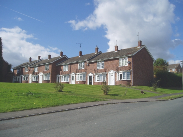 Manor Park housing estate