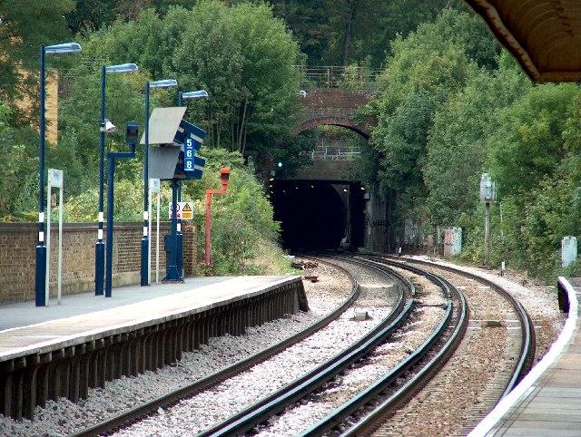 Railway Tunnel under Sydenham Hill