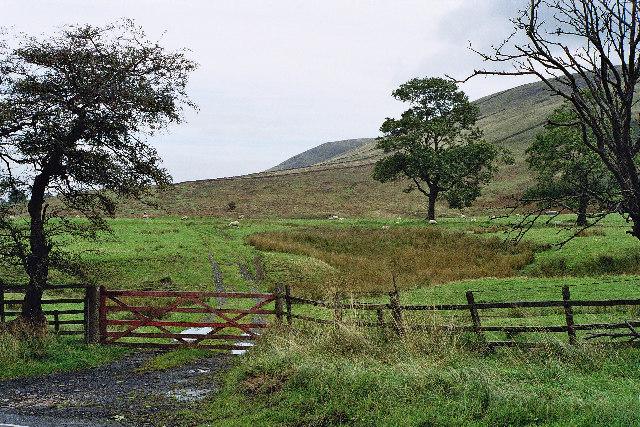 Toward Mearley Moor