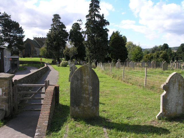 St. Mary the Virgin, Oxted and Cemetery