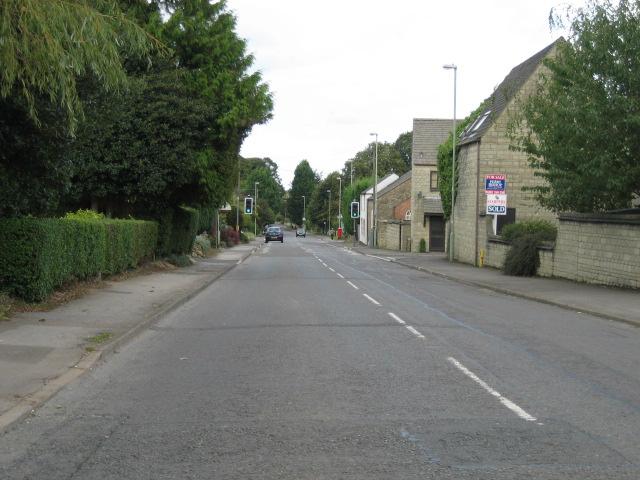 Coxwell Road looking north