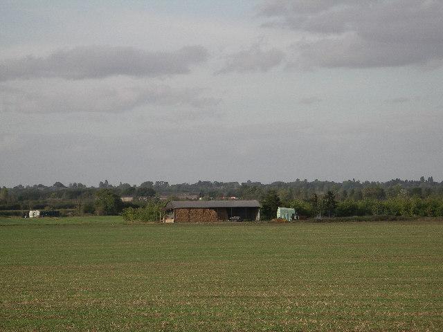 Barn near West Hanney