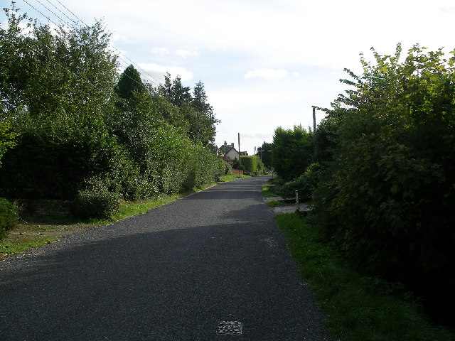 Winter Lane, West Hanney
