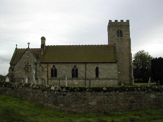Swarkestone Parish church