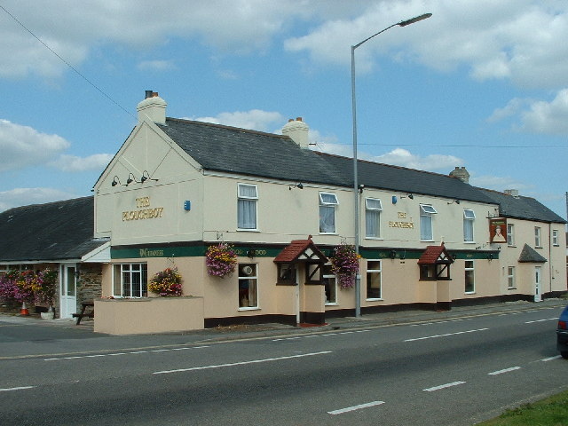 The Ploughboy Inn, Burraton, Saltash