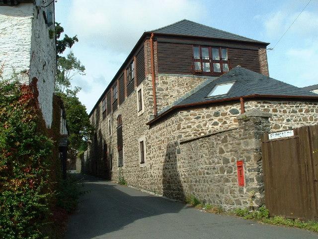 Former Tannery, Burraton Coombe, Saltash