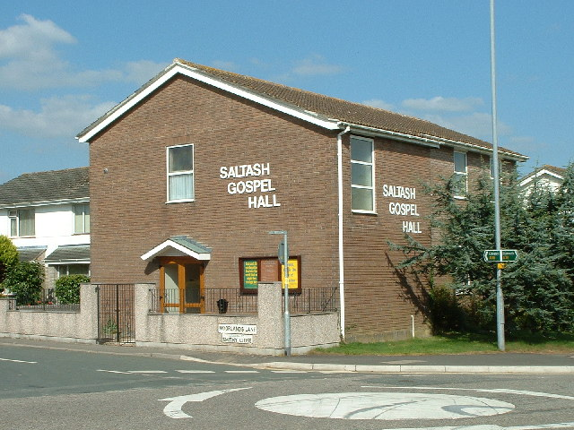 Saltash Gospel Hall, Burraton, Saltash, Cornwall