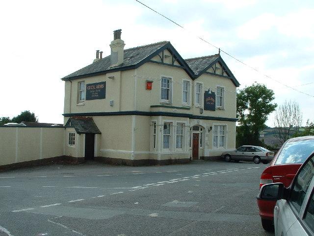 Cecil Arms, St Stephens, Saltash