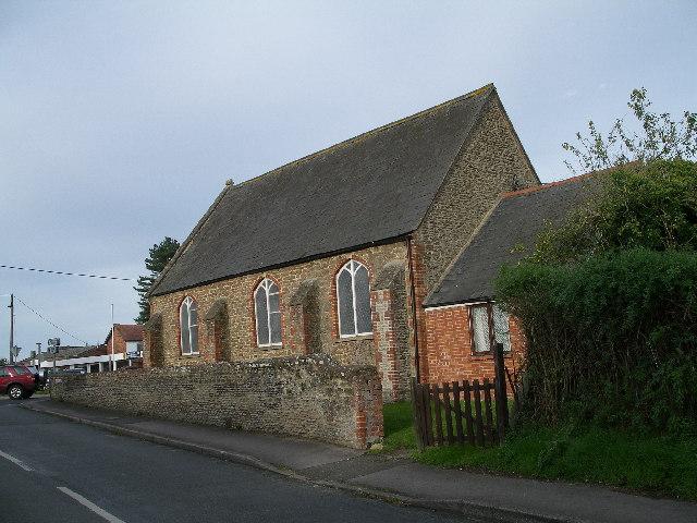 Southmoor Methodist Church