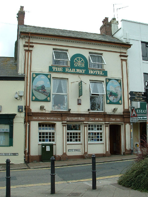 The Railway Hotel, Saltash