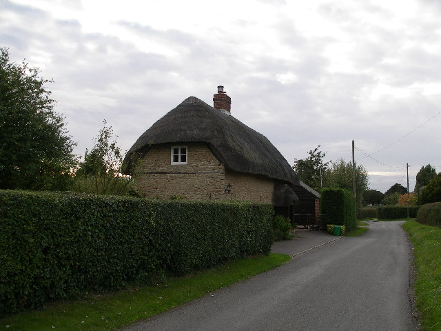 Thatched Cottage, Lyford