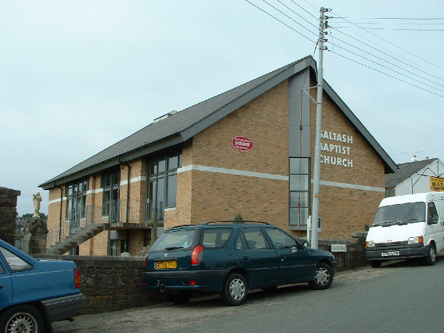 Saltash Baptist Church, Saltash