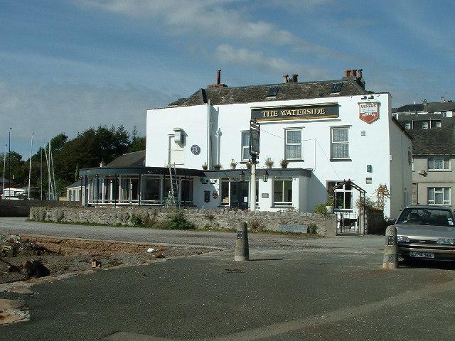 The Waterside public house, Saltash