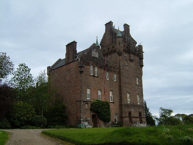 Brodick Castle, Isle of Arran