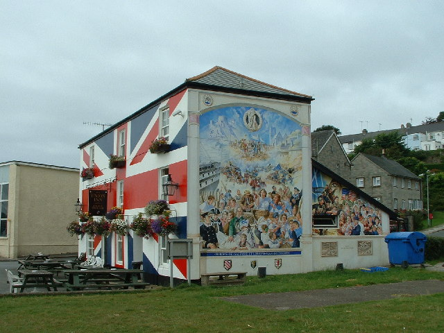 The Union Inn, Saltash