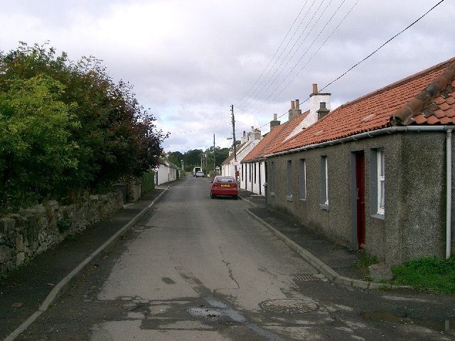 The hamlet of Pattiesmuir