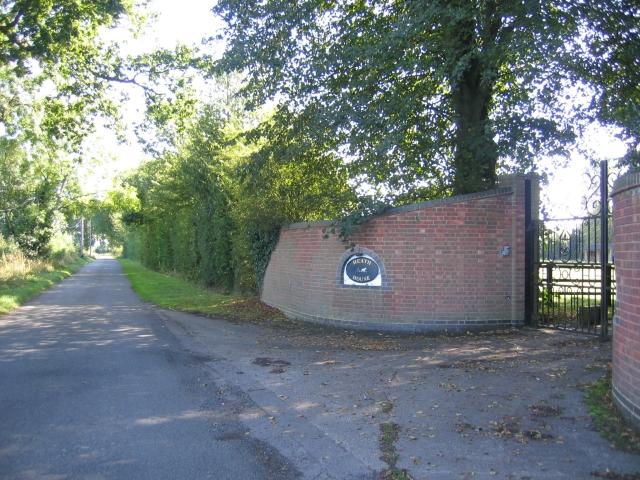 Heath House gateway