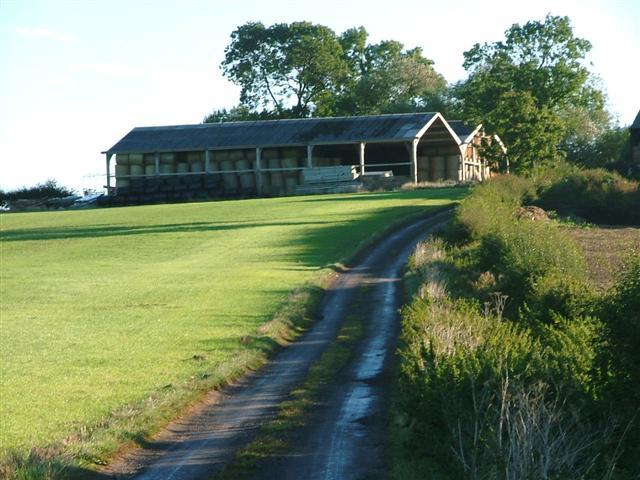 Open Sided Barns, Seamer Grange Farm