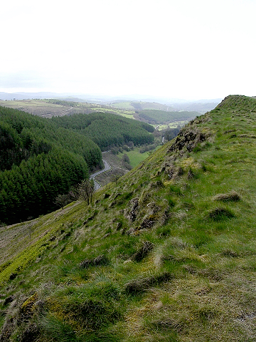 Sugar loaf  mountain, Wales