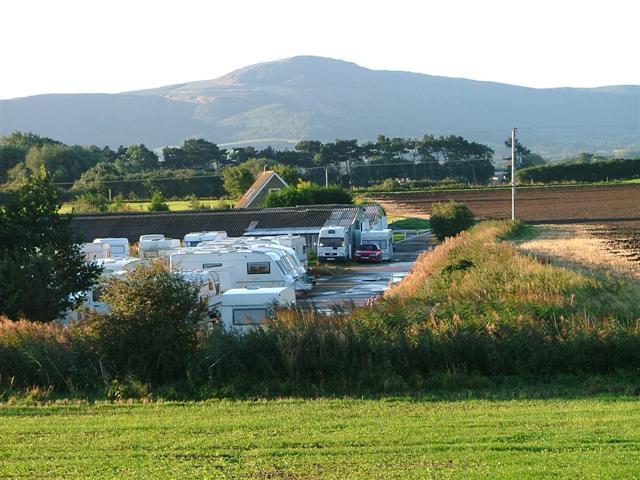 Caravan Storage Area, Seamer Hill