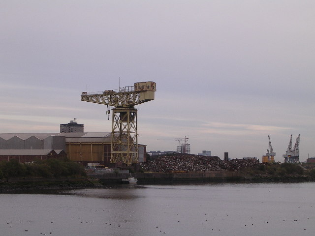 Remnants of Shipbuilding on the Clyde