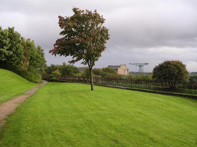 Clydebank Business Park Landscaped Gardens