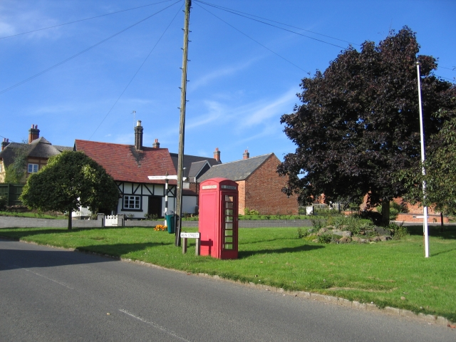 The Village Green, Easenhall