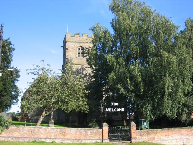 All Saints Church, Harborough Magna