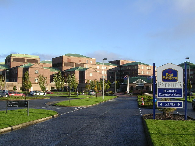 HCI Hospital and Beardmore Hotel