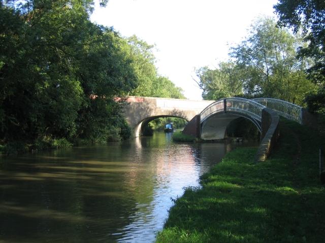 Fall's Bridge, Oxford Canal
