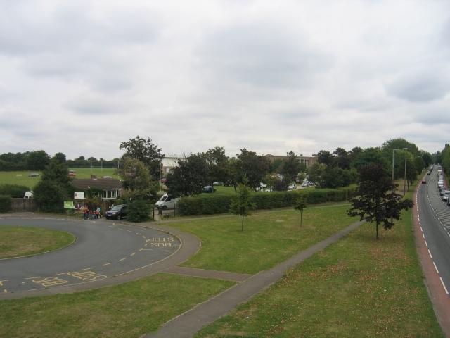 Crypt School, Podsmead, Gloucester