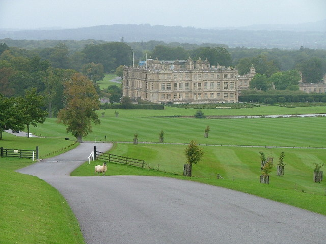 Longleat House, Wiltshire