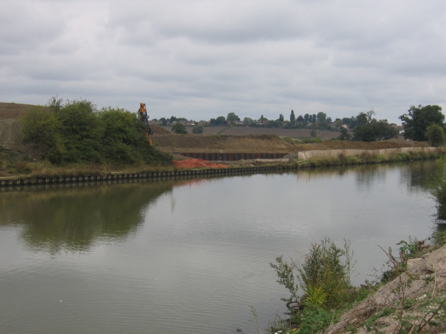 Gloucester and Sharpness Canal Two Mile Bend