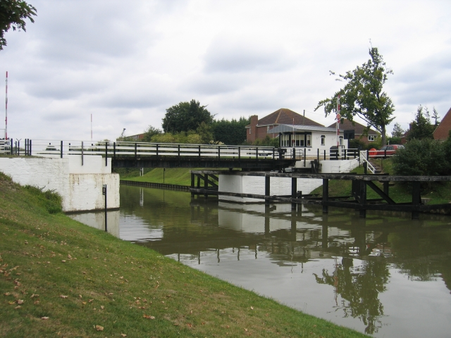 Simm's Bridge