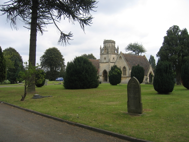 Tredworth Cemetery, Gloucester