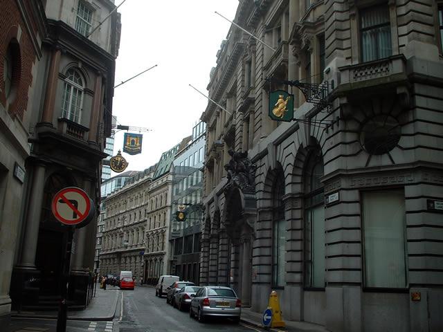 Lombard Street, London EC3