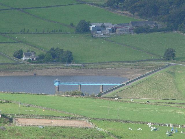 Leeshaw Reservoir